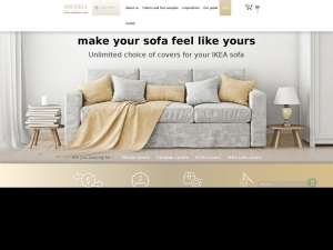 Production and distribution of attractive sofa covers
